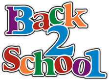 Back2School Logotype